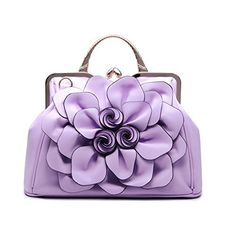 New Trending Cross Body Bags: Celsino Women Handbag Tote Purse Shoulder Bag Flower PU Leather Crossbody Top Handle Light Purple Bags. Celsino Women Handbag Tote Purse Shoulder Bag Flower PU Leather Crossbody Top Handle Light Purple Bags   Special Offer: $27.99      322 Reviews Celsino – Focus on fashionable specially-designed classic lady bags, with touching of the hottest trend of fashion. Product Features: High...