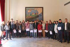 Els joves de Sueca participants al programa PICE obtenen la seua titulació