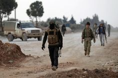 The long road to Raqqa