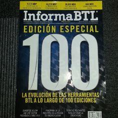 100 ediciones de InformaBTL merecen 100 felicitaciones. #what_if we make the news