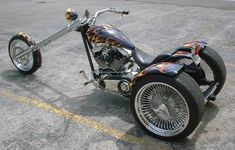 I wish the lottery fairy would hurry up! Triumph Motorcycles, Custom Motorcycles, Chopper Frames, Trike Motorcycle, Motorcycle Quotes, Custom Trikes, Dirt Bike Girl, Dirtbikes, Modified Cars
