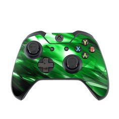 Kryptonite Microsoft Xbox One Controller Skin