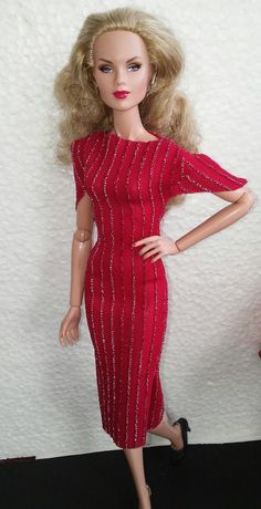 12 inch doll dress one size fits all Fabric is stretchy for an easy fit! Only one available on this fabric! Doll and other accessories are not included! | eBay!