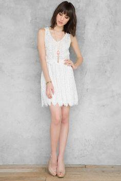 Reine Lace Dress $48.00