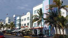 #SouthBeach, Florida contains the largest concentration of 1920s and 1930s resort architecture in the United States.