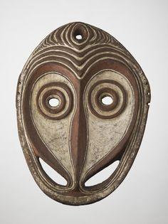 Men's House Mask sepik