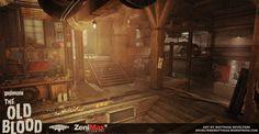 Wolfenstein: The Old Blood artdump Part 2 - Polycount Forum