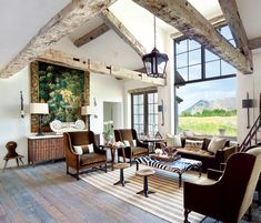 Our All-Time-Favorite Rustic Spaces