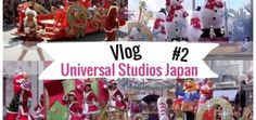 Universal Studios Japan [2] : Parade 2014