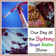 Sydney Royal Easter Show, A day at the Show, Our fun filled and exhausting day!! #EasterShow2014