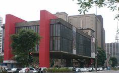 Museu de Arte de São Paulo Assis Chateaubriand - MASP, Tues-Sun 10-6, free admission on Tuesdays