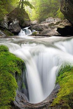 Cullasaja Gorge, Nantahala National Forest, North Carolina