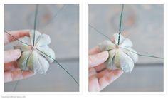 DIY Succulent Boutonnieres + How-to Wire Succulents for Arrangements | Creature Comforts