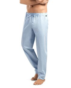 128.00$  Watch here - http://viccr.justgood.pw/vig/item.php?t=84933e3379 - Hanro Dot Print Cotton Lounge Pants