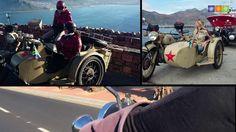 Eine Tour mit historischen Motorrädern im Seitenwagen durch Kapstadt oder über den Chapmans Peak Drive - eines der besten Dinge, die Ihr in Kapstadt erleben könnt! kapstadt, südafrika, kapstadttipp, reisetipp südafrika, südafrikareise, südafrikaurlaub, südafrikaspezialist Safari, The Originals, World, Youtube, Cape Town South Africa, South Africa Holidays, Travel Advice, The World, Youtubers