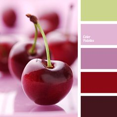 54 ideas bathroom colors burgundy red for 2019 Color Schemes Colour Palettes, Red Colour Palette, Color Combinations, Red Color, Lilac Color, Pantone, Palette Design, Decoration Palette, Complimentary Colors