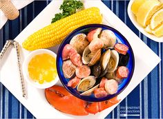 Stovetop Clambake and a Summer Lobster Giveaway