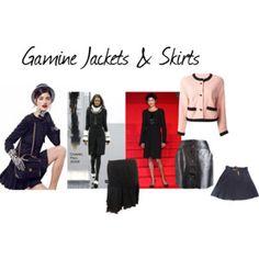 Gamine Jackets & Skirts