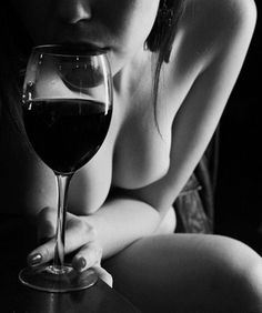 Wine is sexy.