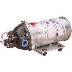 SHURflo On-Demand Diaphragm Pump — 1.8 GPM, 60 PSI, 12 Volt, Model# 8009-543-236