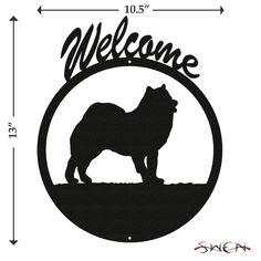 SWEN Products PUG Dog Black Metal Business Card Holder