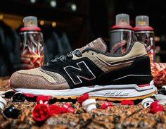 Shoes NEW BALANCE Man GRIGIO Fabric,Nabuk M1300CLB
