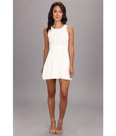 Trina Turk Marcela Dress Chalk - 6pm.com