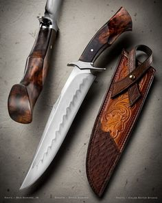 """New """"Up and Coming"""" Custom Knife Makers"""