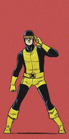 Teenage Cyclops by Jake Wyatt