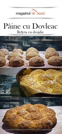 Pâine cu dovleac coaptă în formă de tort. Arată superb, are gust deosebit!