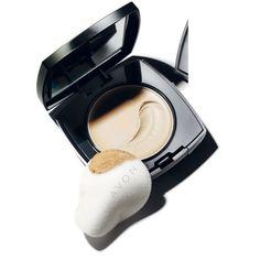 Avon Ideal Face Base Compacta de Múltipla Ação FPS 15 9g
