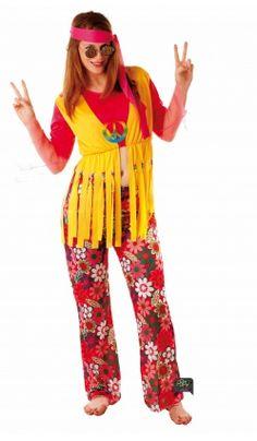 Deguisement ''Janis'' La Hippie