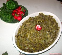 """Wednesdays are """"Loubieh bi Zait"""" days. That's how it went at home while growing up, with mom setting that day of the week for a traditional tasty dish made from"""