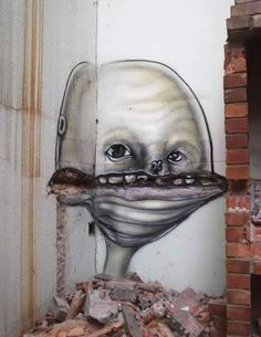 Grafite nas favelas do brasil