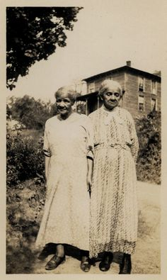 The Elders  Richmond, VA  [Greene Family Album, 1870-1945]