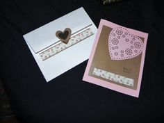 Hugs and Hearts Blank Greeting Card for by PapersRocksScissors, $3.00