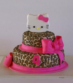 hello kitty cake | Hello Kitty - by Dolcetto Cakes @ CakesDecor.com - cake decorating ...