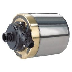 CAL S580T gph Pond and Fountain Pump- bronze and stainless steel - 20 ft cord