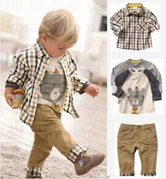 1pc Retail, 2013 New arrival,Boys Shirts + Short Pant 3pcs Set, Boys Summer 3pcs Suits, freeshipping-in Clothing Sets from Apparel & Accessories on Aliexpress.com