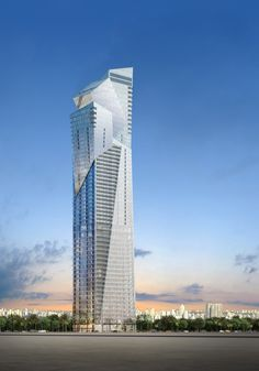 Daniel Libeskind's 60-story Century Spire breaks ground in Metro Manila, Philippines | News | Archinect