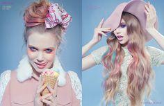 sweet pastel by Joanna Kustra