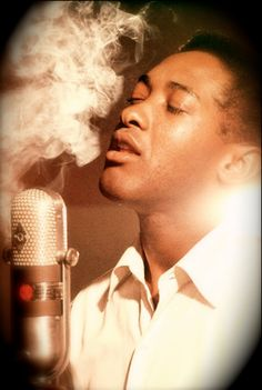 Samuel Cook, better known under the stage name Sam Cooke, was an American gospel, R, soul, and pop singer, songwriter, and entrepreneur. The pioneer and founder of soul music - Voice and face of a ANGEL