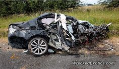 BMW 3-8 Series 5-Series crashed in Palmerston, New Zealand