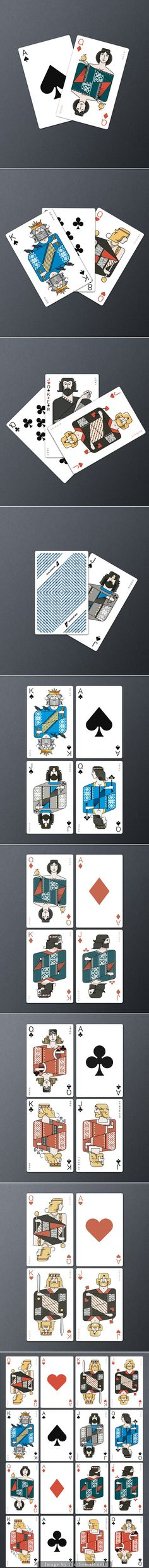 Icelandair Playing Cards