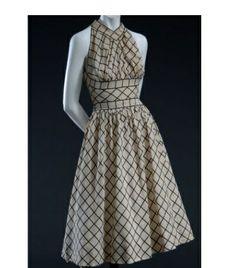 Fashion Week, Look Fashion, Womens Fashion, Fashion Design, Fashion Today, Fashion Tips, 1940s Fashion, Vintage Fashion, Claire Mccardell