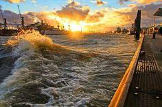 Hamburg der Hafen