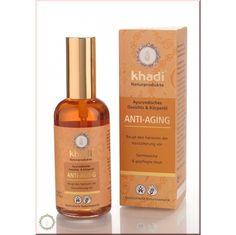 Olio ayurvedico anti aging per pelli mature – 100 ml