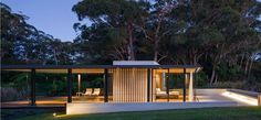 Wirra Walla Pavilion: is this Australia's version of Glass House?   Architecture And Design
