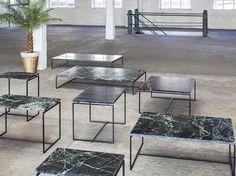 Tavolino in marmo by SERAX design DIALECT