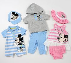 Dress your little mouseketeer for adventure in all-new athletic apparel from Disney Baby. Check out the collection now available at select Target stores. Disney Baby Clothes, Disney Outfits, Baby Disney, Baby & Toddler Clothing, Cute Outfits For Kids, Toddler Outfits, Baby Boy Outfits, Gender Neutral Baby Clothes, Twin Babies